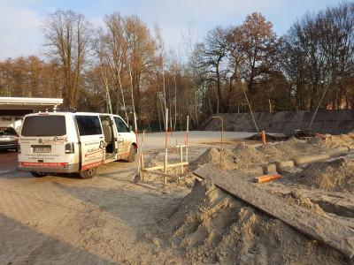 BV Neubau Doppelseniorenbungalow